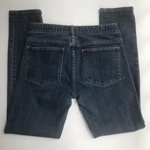 💖 J. Crew Stretch Toothpick 5-Pocket Jeans, Sz 26